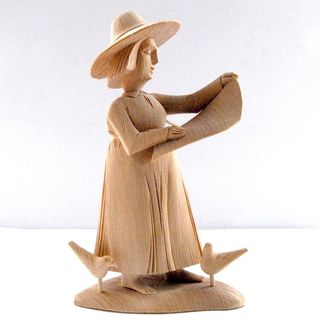 A souvenir Depicting the sea, Bogorodskaya thread
