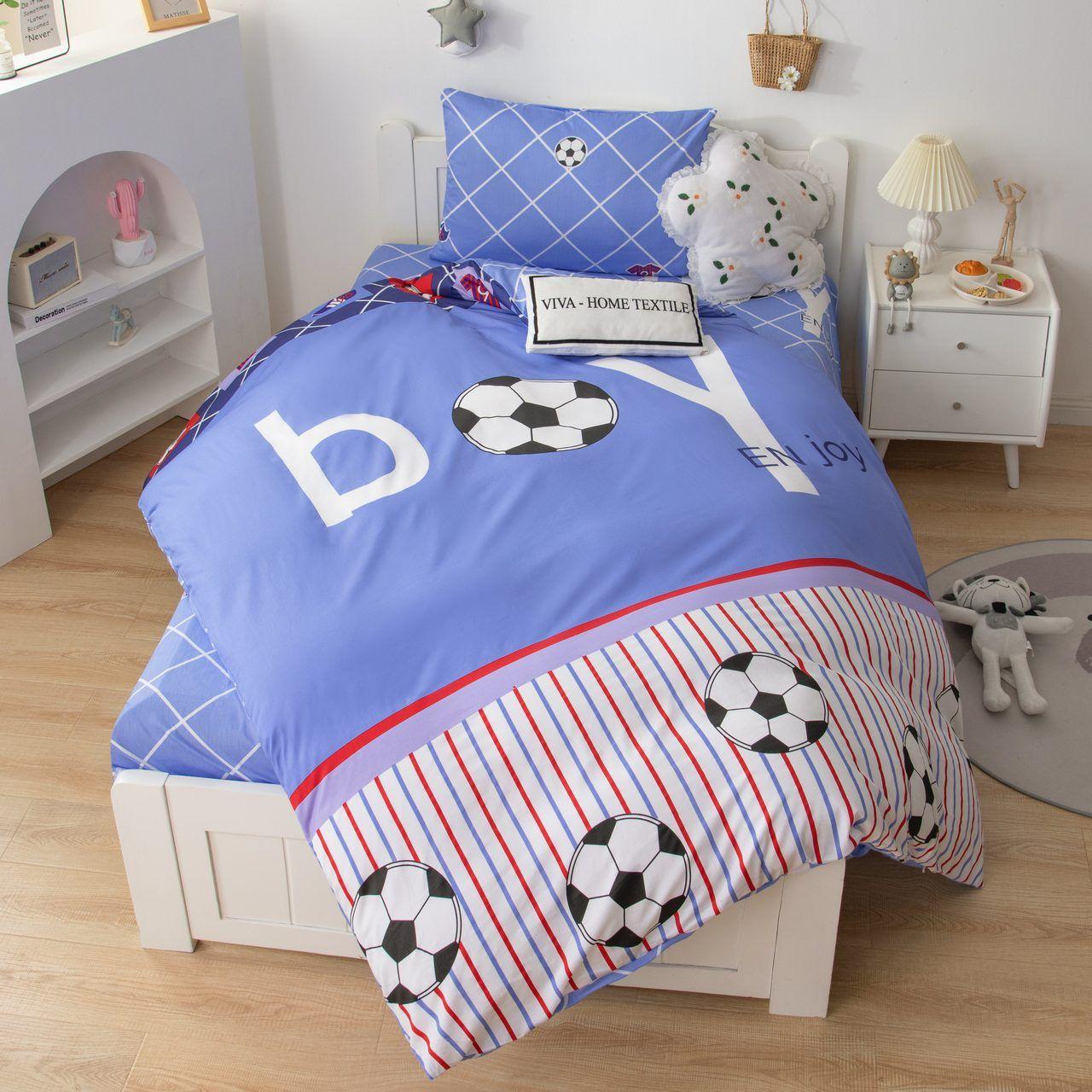 Sitrade / Sateen Bedding Set Children CD035, 1.5 sleeping pillowcase 50-70