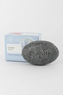 "Natural soap ""Soap scrub"" SIBERINA"