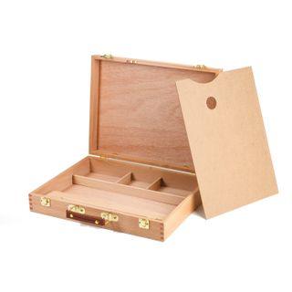 Sketch drawer BRAUBERG ART CLASSIC, beech, 40х31х8 cm