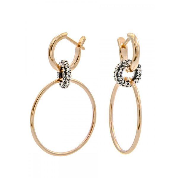 Earrings 30284 'Ligato'