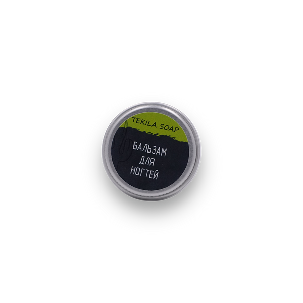 Balm for nails and cuticles 10 ml, Tekila Soap