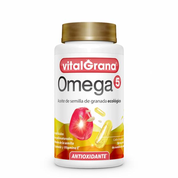 Omega 5 Organic Pomegranate seed Oil