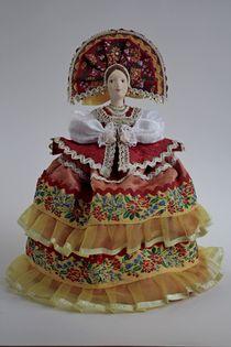 Souvenir doll for a teapot - Cassini