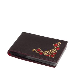 "Card holder ""Geometry"""