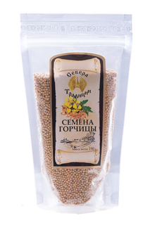"Mustard seeds packed ""Traditions of the North"", 190 g."