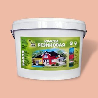 Paint rubber PromColor for wood