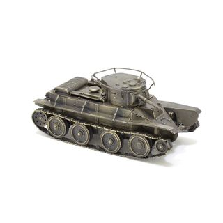 The model of the tank BT-5 1:35