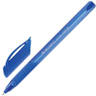 "Ballpoint pen oil BRAUBERG ""Extra GT Glide Tone"", BLUE, node, 0,7 mm, line writing 0.35 mm"