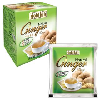 "GOLD KILI / Ginger natural ""Ginger Natural"", 20 sachets of 4 g"