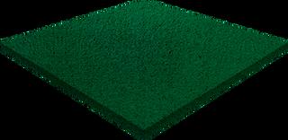 Safety rubber tile - 20 mm