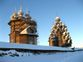 Kizhi, the museum-preserve of wooden architecture - a UNESCO World Cultural and Natural Heritage Site - view 2