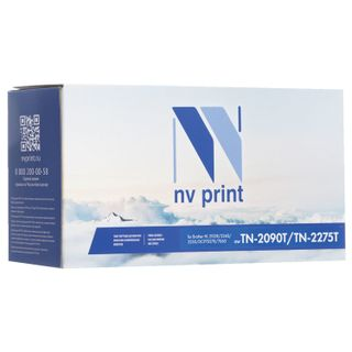 Laser cartridge NV PRINT (NV-TN2090 / TN2275) for BROTHER HL-2132R / 2240/2250, yield 2500 pages