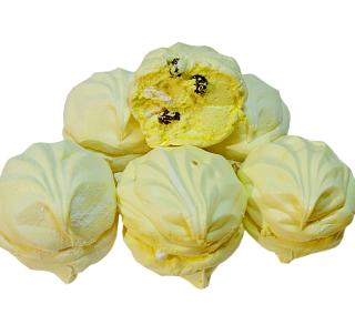 """Marshmallow """"Creamy with raisins"""""""