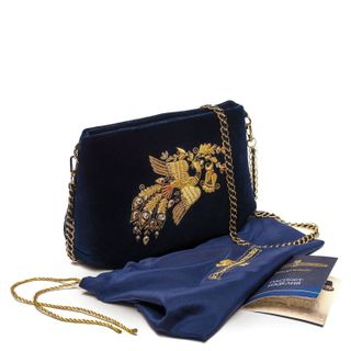 Velvet Firebird Bag
