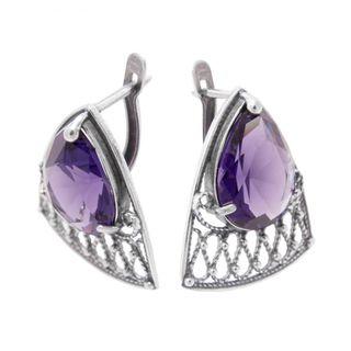 """Earrings 30172 """"Botan"""""""