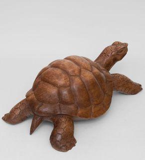 "Figurine wooden ""Turtle"" 52 cm"