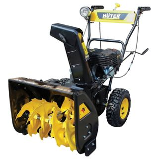 Snowplow petrol Huter SGC 4800 (B), 4.8 kW, capture: width 56cm/height 52cm, self-propelled