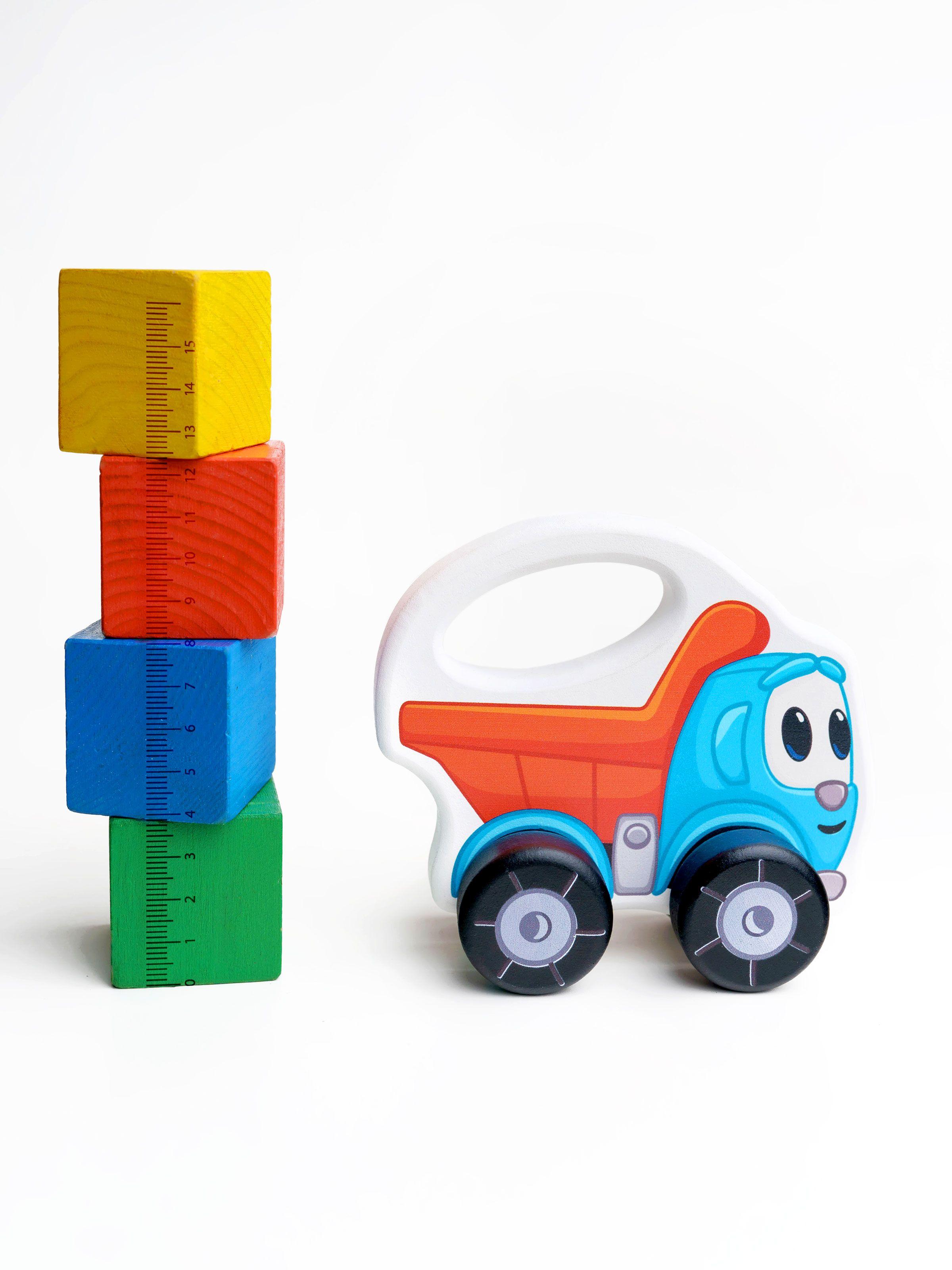 """BOCHART / Gurney """"Leo the Truck"""""""