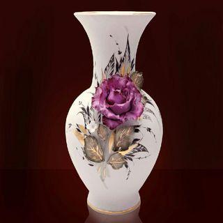 Porcelain vase Maria. Modeling