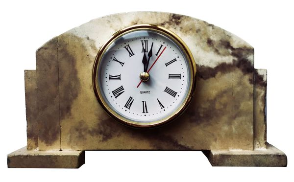 Arbet Marble / Classic mantel clock from Arbet marble
