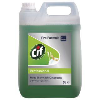 "Dishwashing liquid 5 l, CIF (Sif) ""Professional"", concentrate"