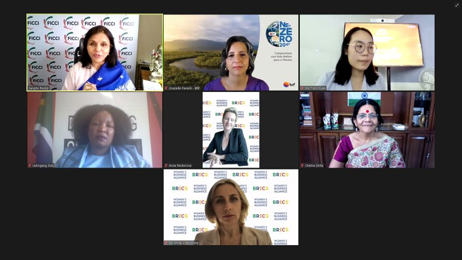 Kadın İş Birliği: Anna Nesterova, BRICS + formatında işbirliği teklif etti