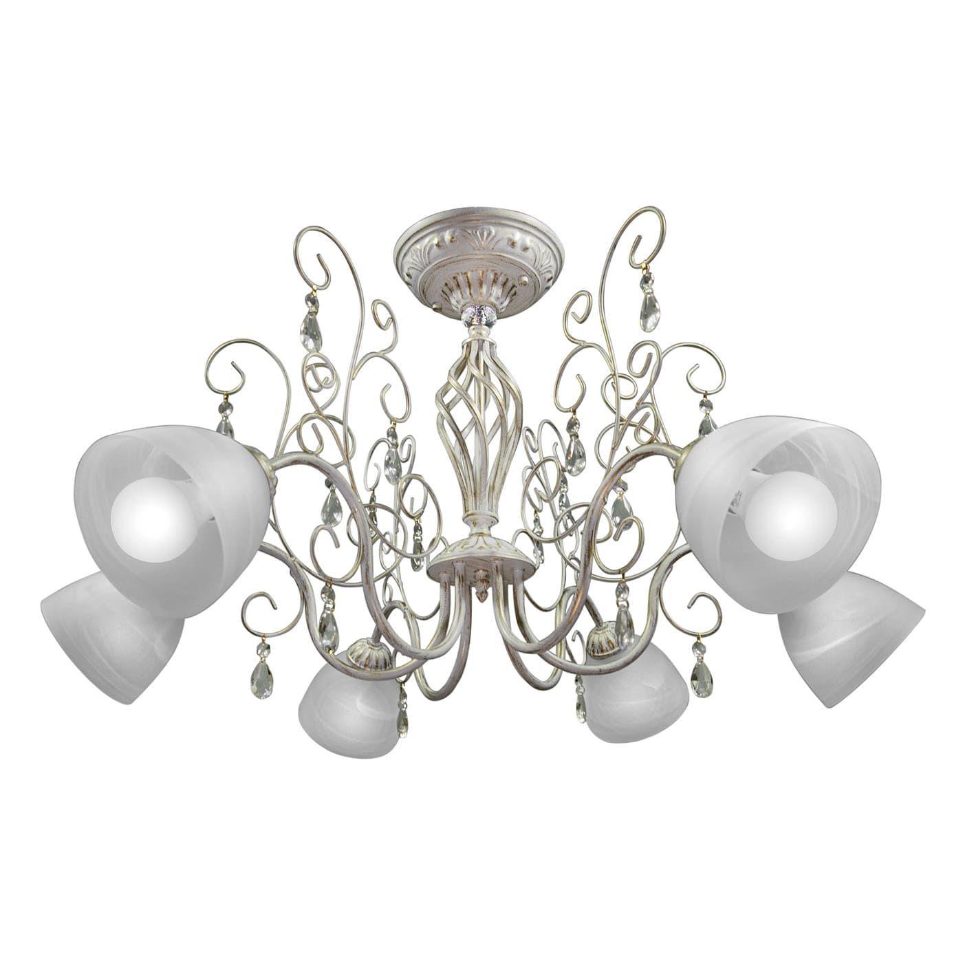 PETRASVET / Ceiling chandelier S2372-6, 6xE27 max. 60W