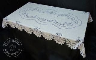 Linen tablecloth С2114