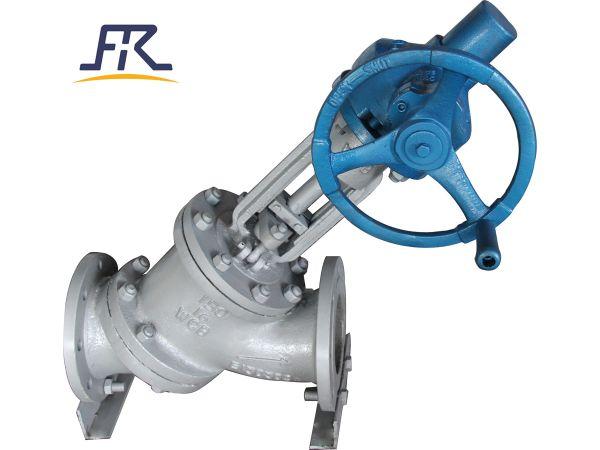 Y Type Slurry Valve,Y type globe valve,Y type angle valve,slurry valves