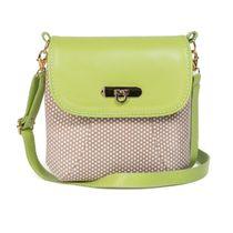 Leather bag 'Paris'
