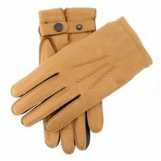 Gloves cashmere lined deerskin
