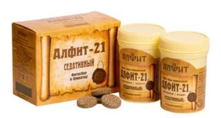 Alfit-21 Sedative