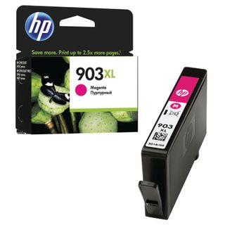 HP (T6M07AE) OfficeJet 6950/6960/6970 Magenta # 903XL High Yield 825 Pages Original Inkjet Cartridge