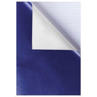 Notebook piti A4 96л., clip, offset No. 2 ECONOMY, cage, HATBER, BLUE