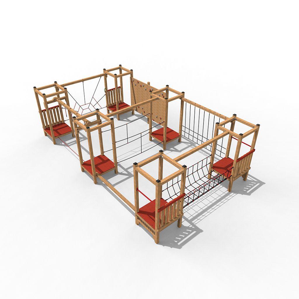 "Hercules / Children's climbing complex ""v.2 Mead"""