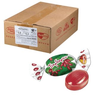 "ROT FRONT / Candy-caramel ""Barberry"", weight 5 kg, corrugated box"