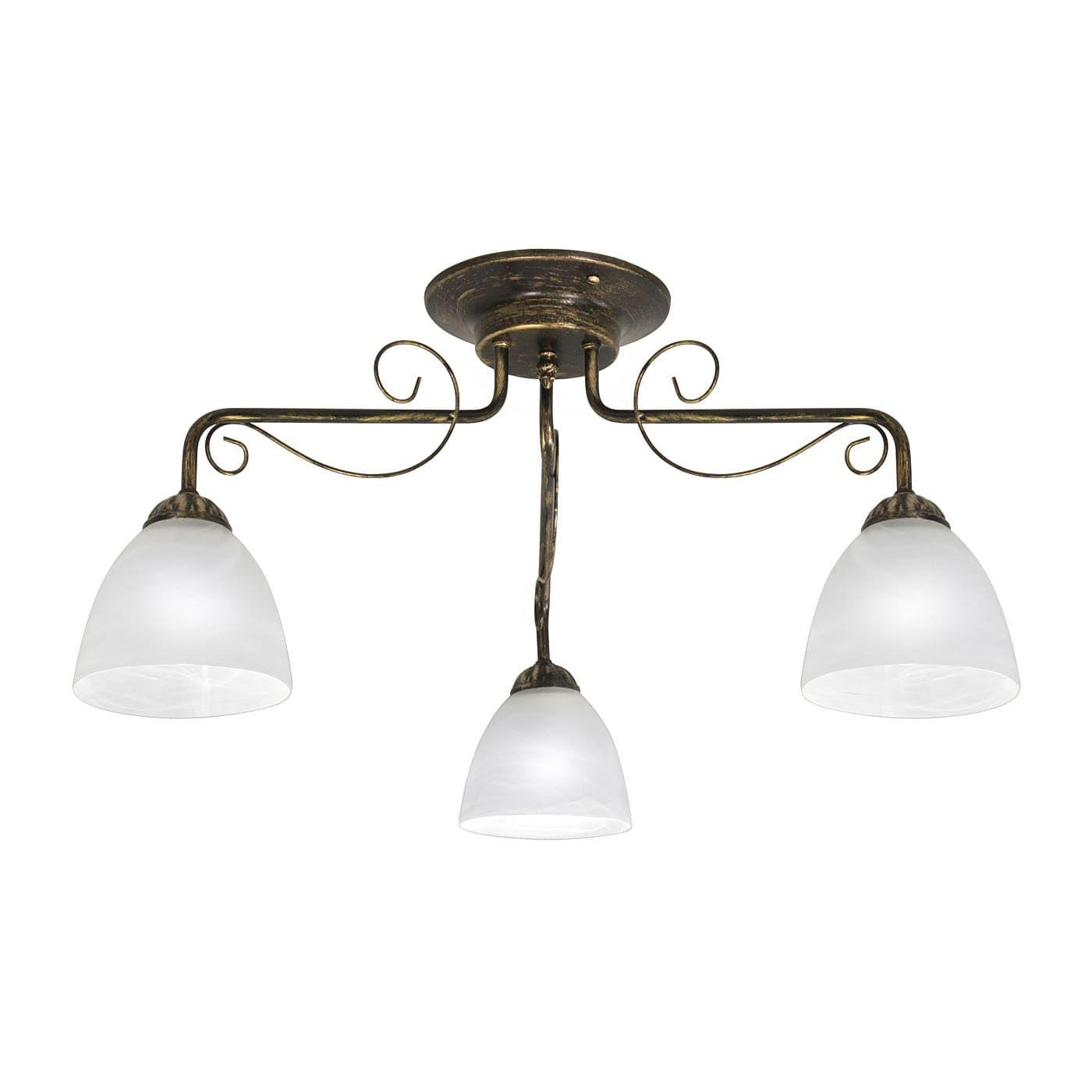 PETRASVET / Ceiling chandelier S2205-3, 3xE27 max. 60W