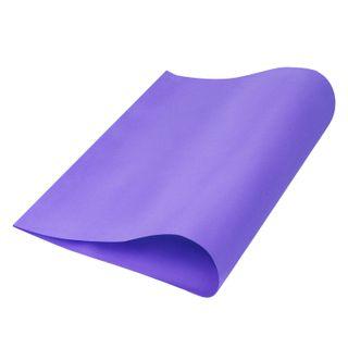 Porous rubber (tamilan) for creativity, LILAC, 50x70 cm, 1 mm, TREASURE ISLAND