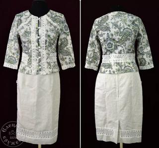 Yelets lace / Women's suit