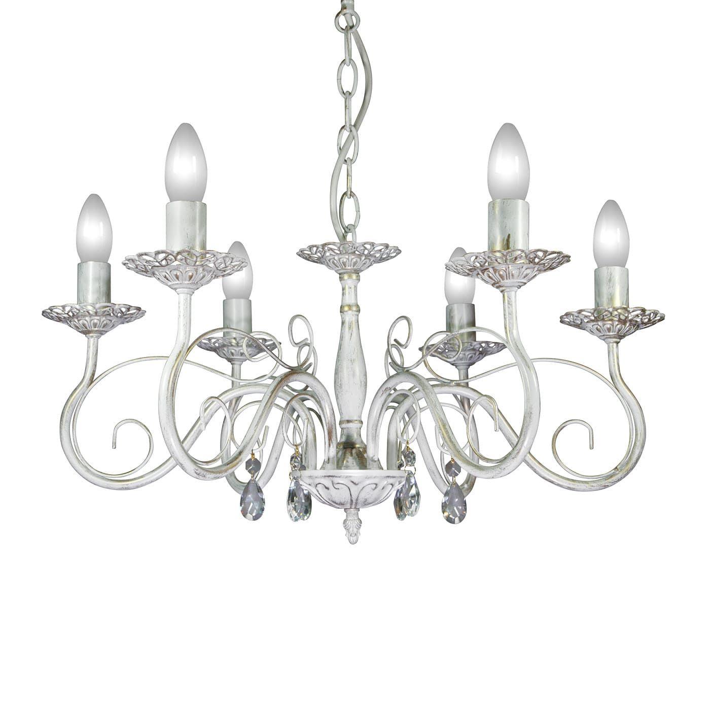 PETRASVET / Pendant chandelier S1164-6, 6xE14 max. 60W