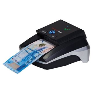 DOCASH / VEGA banknote detector, automatic, IR, MAGNETIC, ANTISTOKS detection, battery