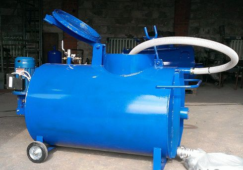 Agro-Stroy / Foam concrete mixer PB-300 (220 or 380)