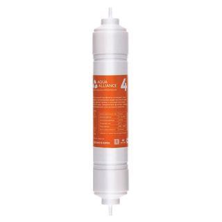 AEL Aquaalliance POS-C-14I Purifier Filter, 14 inches coal postfilter, 3000-10,000 litres