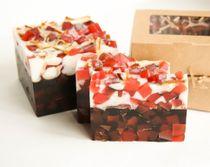 Spicy Zest whetstone 1kg - handmade aroma soap, aromatherapy series