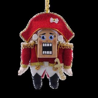 Doll the Nutcracker, Fairy tale character, 10 cm