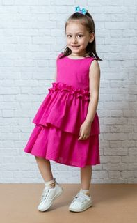 Dress for girls pink