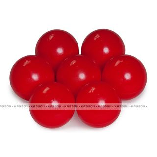 Balls for a dry pool.