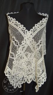 Scarf womens lace С2279