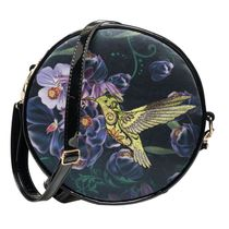 Velvet Hummingbird Bag